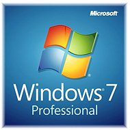 Microsoft Windows 7 Professional CZ SP1 64-bit, (OEM)