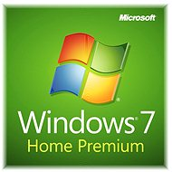 Microsoft Windows 7 Home Premium CZ SP1, Legalizačná sada (GGK)