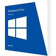 Microsoft Windows 8.1 Pro CZ 32-bit (OEM)