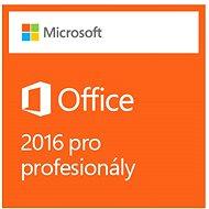 Microsoft Office 2016 pro profesionály