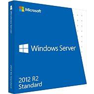 Microsoft Windows Server Standard 2012 R2 x64 CZ, (OEM) - hlavní licence - Operační systém