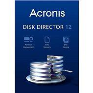Acronis Disk Director 12 (elektronická licence)