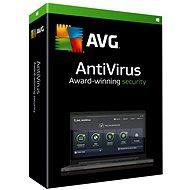 AVG Anti-Virus 2016 pre OEM 1 počítač na 12 mesiacov
