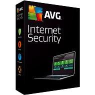 AVG Internet Security 2016 pro 1 počítač na 24 měsíců - Bezpečnostní software