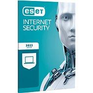 ESET Internet Security pro 1 počítač na 24 měsíců (elektronická licence) - Bezpečnostní software