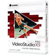 Corel VideoStudio Pre X9 ML - Grafický softvér