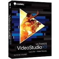 Corel VideoStudio Pre X9 Ultimate ML