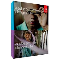 Adobe Photoshop Elements 14 + Premiere Elements 14 ENG Student & Teacher