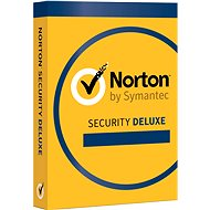 Symantec Norton Security Deluxe 3.0 GB, 1 user, device 3, 12 months (e-license)