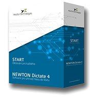 NEWTON Dictate 4 Start CZ (elektronická licence)