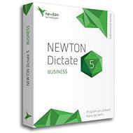 NEWTON Dictate 5 Business CZ (elektronická licence)