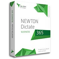 NEWTON Dictate Business 365 CZ (elektronická licencia)