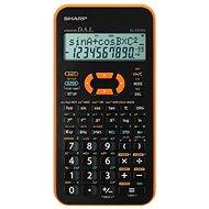 Sharp EL-531XH YRC oranžová - Kalkulačka