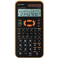 Sharp EL-520X oranžová - Kalkulačka