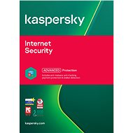 Kaspersky Internet Security multi-device 2016 for 3 devices for 12 months, license renewal