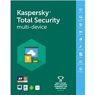 Kaspersky Total Security 2015 multi-device device 1 GB for 24 months, the transition from the competition