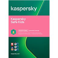 Kaspersky Safe Kids ENG equipment for 1 to 12 months (electronic license)