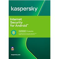 Kaspersky Internet Security for Android 1 GB for mobile or tablet to 12 months, new licenses