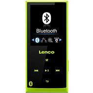 Lenco Xemio 760 8GB s Bluetooth zelený