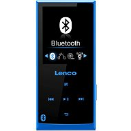 Lenco XEMIO 760 mit 8 Gigabyte mit Bluetooth Blau - FLAC Player
