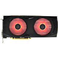 XFX HSF100 Rote LED
