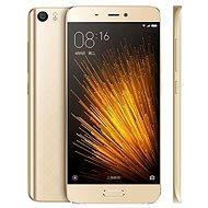 Xiaomi Mi5 64GB Gold - Mobilní telefon