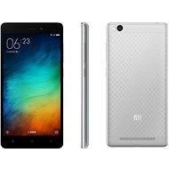Xiaomi Redmi 3 16 GB sivý