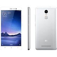 Xiaomi Redmi Note 3 PRO 16 GB strieborný