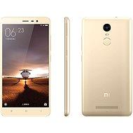 Xiaomi Redmi Note 3 PRO 16GB zlatý - Mobilný telefón