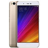 Xiaomi Mi5s Gold 128 GB - Mobilný telefón
