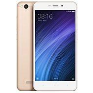 Xiaomi Redmi 4A LTE 32GB Gold - Mobilný telefón