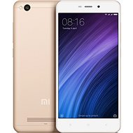 Xiaomi Redmi 4A LTE 16GB Gold - Mobilní telefon