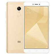 Xiaomi Redmi Note 4X 32GB Gold - Mobilný telefón