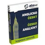 Vreckový Anglicko-slovenský a slovensko-anglický slovník Alza.cz