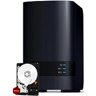 WD My Cloud EX2 Ultra + 2x 1TB WD RED