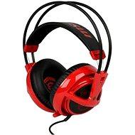 Siberia V2 Red Drachen - Kopfhörer mit Mikrofon