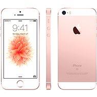 iPhone SE 16GB Rose Gold DEMO - Mobilní telefon
