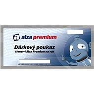 Alza Premium – Dárkový poukaz na roční členství - tištěný