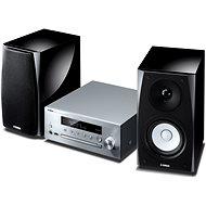 YAMAHA MCR-N570 Silver - Microsystem