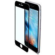 CELLY GLASS pro iPhone 6/6S/7 černé - Ochranné sklo