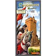Carcassonne – Věž - 4. rozšíření - Rozšíření společenské hry