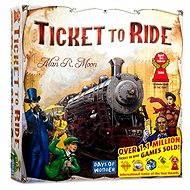 Ticket To Ride - Spoločenská hra