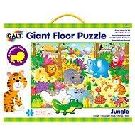 GALT large floor puzzle - animals in the jungle