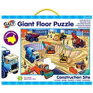 GALT - Large floor puzzles - on the construction site - Puzzle