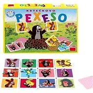 Veľké Krtečkova pexeso - Spoločenská hra