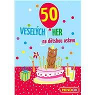 50 veselých hier na detskú oslavu
