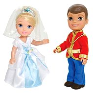 Cinderella and charming prince - Doll