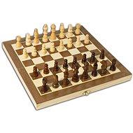 Dřevěné šachy - Hra