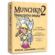 Munchkin 2. rozšíření – Neskutečná sekera - Rozšíření karetní hry