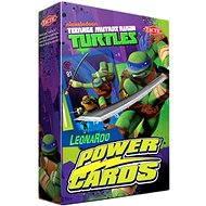 Želvy Ninja - Leonardo - Karetní hra